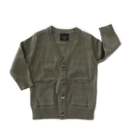 Little Bipsy The Perfect Cardi - Olive