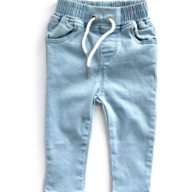 Little Bipsy Sky - Straight Leg Jeans