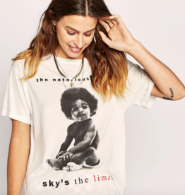 Daydreamer Biggie Sky's The Limit Boyfriend Tee