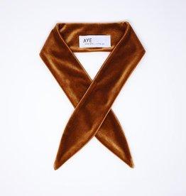Aye Muse Velvet Scarf Tie