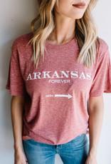 LABEL Arkansas Forever Tee