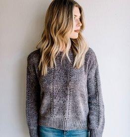 BB Dakota Chenille My Love Sweater
