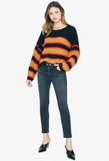 Sanctuary Ezra Striped Sweater