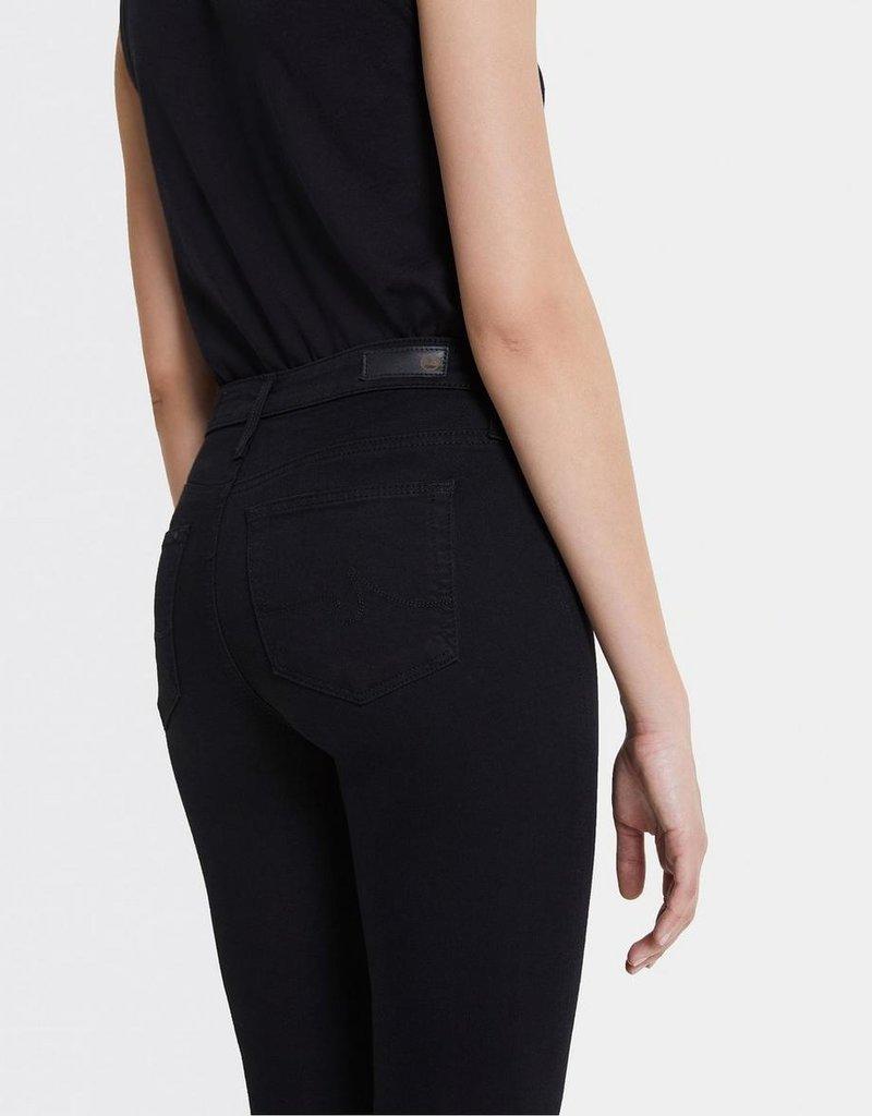 AG Jeans Farrah Skinny - Super Black
