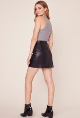 BB Dakota Keep Livin' Mini Skirt