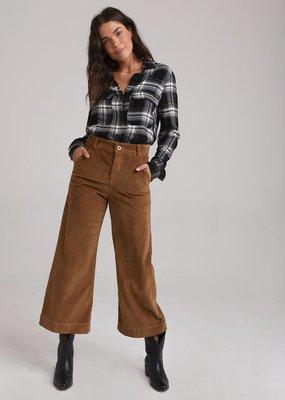 Bella Dahl Wide Leg Crop Trouser