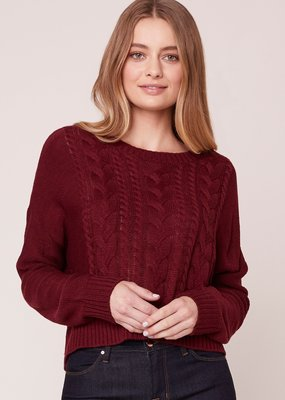 Jack by BB Dakota Off the Cable Sweater