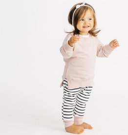 Little Bipsy Pullover - Blush