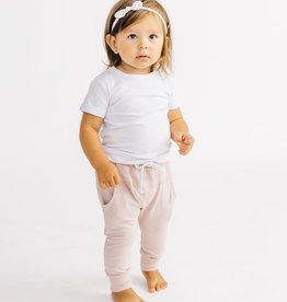 Little Bipsy Jogger - Blush
