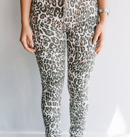 Joe's Jeans The Charlie Ankle - Twisted Leopard