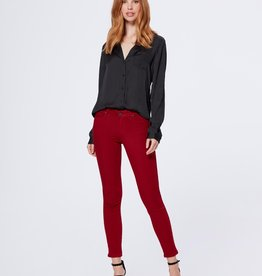 Paige Verdugo Ankle - Maroon Rose