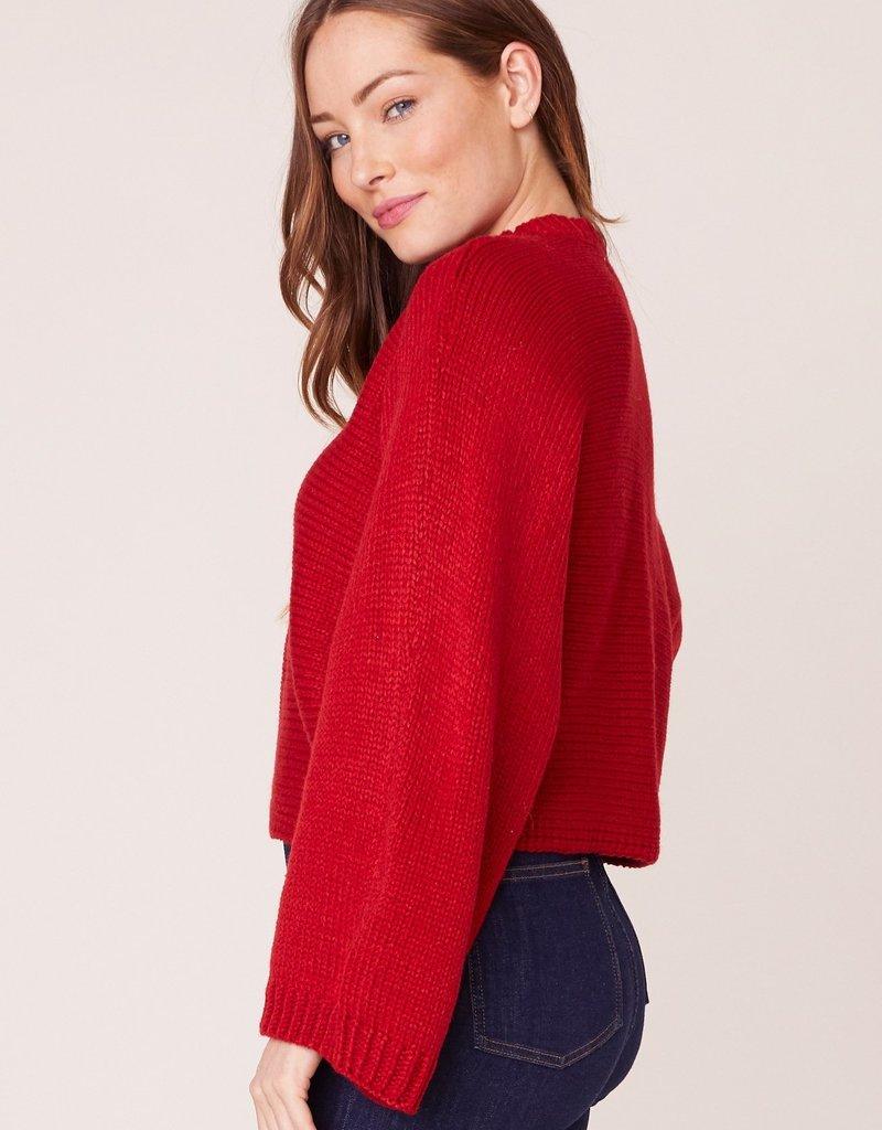 Jack by BB Dakota Neck Yourself Sweater
