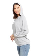 Chaser Lightweight Sweater Long Sleeve Raglan Pullover Hoodie
