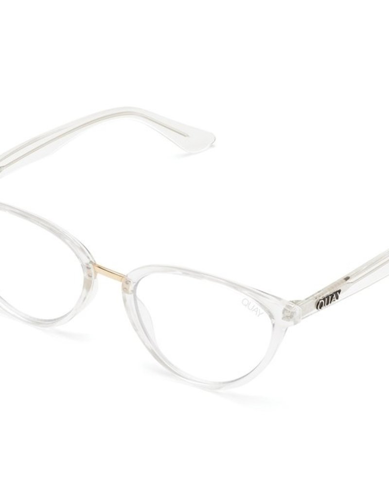 Quay Australia Rumours Blue Light Glasses
