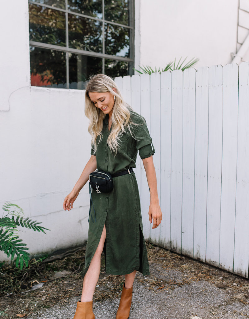 Bella Dahl Pocket Duster Dress