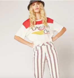 Daydreamer Dream On Varsity Tee