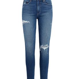 Joe's Jeans Charlie Ankle Destructed Hem - Pearla