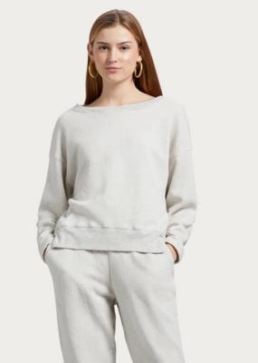Michael Stars Miri Oversized Fleece Pullover