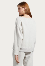 Michael Stars Miri Oversized Fleece Pullover