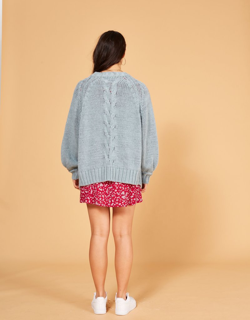 Minkpink Evening Light Knit Cardigan