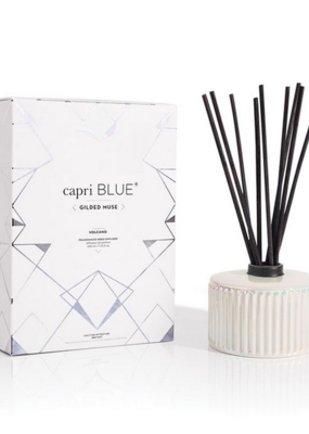 Capri Blue Gilded Reed Diffuser - 7.75 fl oz