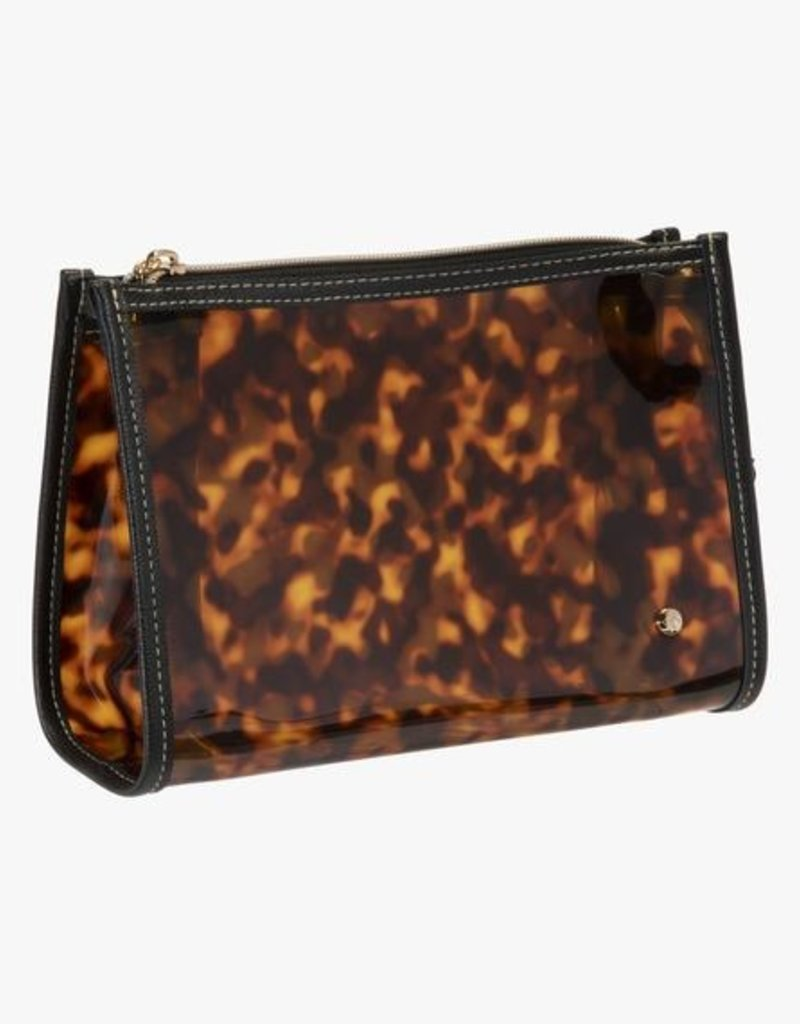 Stephanie Johnson Medium Zip Cosmetic Case