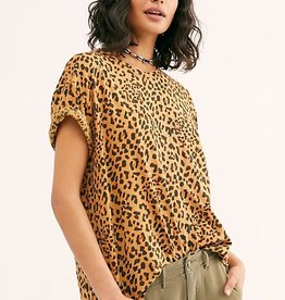 Free People We The Free Printed Clarity Tee