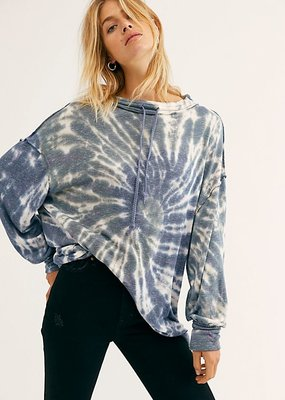 Free People Best Catch Tie Dye Tee