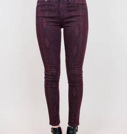 Joe's Jeans Icon Ankle - Merlot
