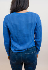 English Factory Tie Sweater