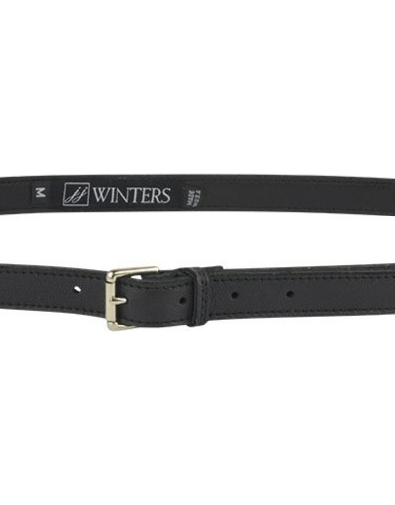 JJ Winters Abby Leather Belt
