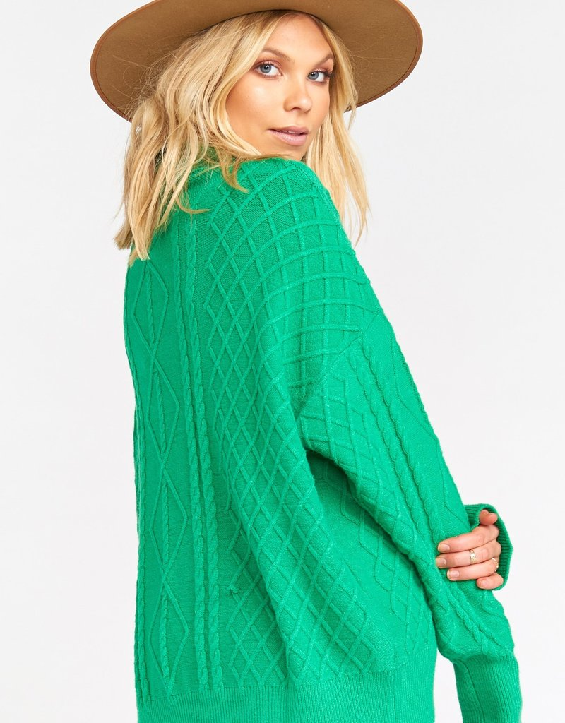 Show Me Your Mumu Farren Turtleneck Sweater