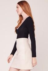 BB Dakota Bodytalk Long Sleeve Bodysuit