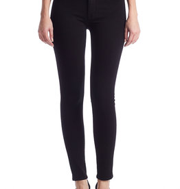 Hudson Barbara High-Rise Super Skinny Jean - Black