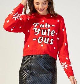 Minkpink Fabyuleous Knit Sweater