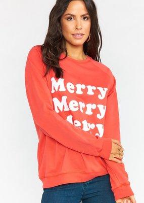 Show Me Your Mumu Cole Sweatshirt