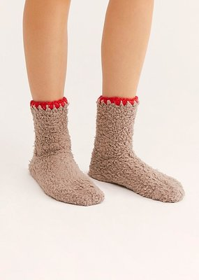 Free People Bearfoot Slipper Sock