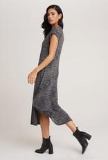 Bella Dahl Roll Sleeve Maxi Dress