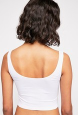Free People Scoop Neck Crop
