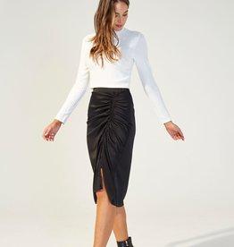 Minkpink Last Song Drawstring Skirt