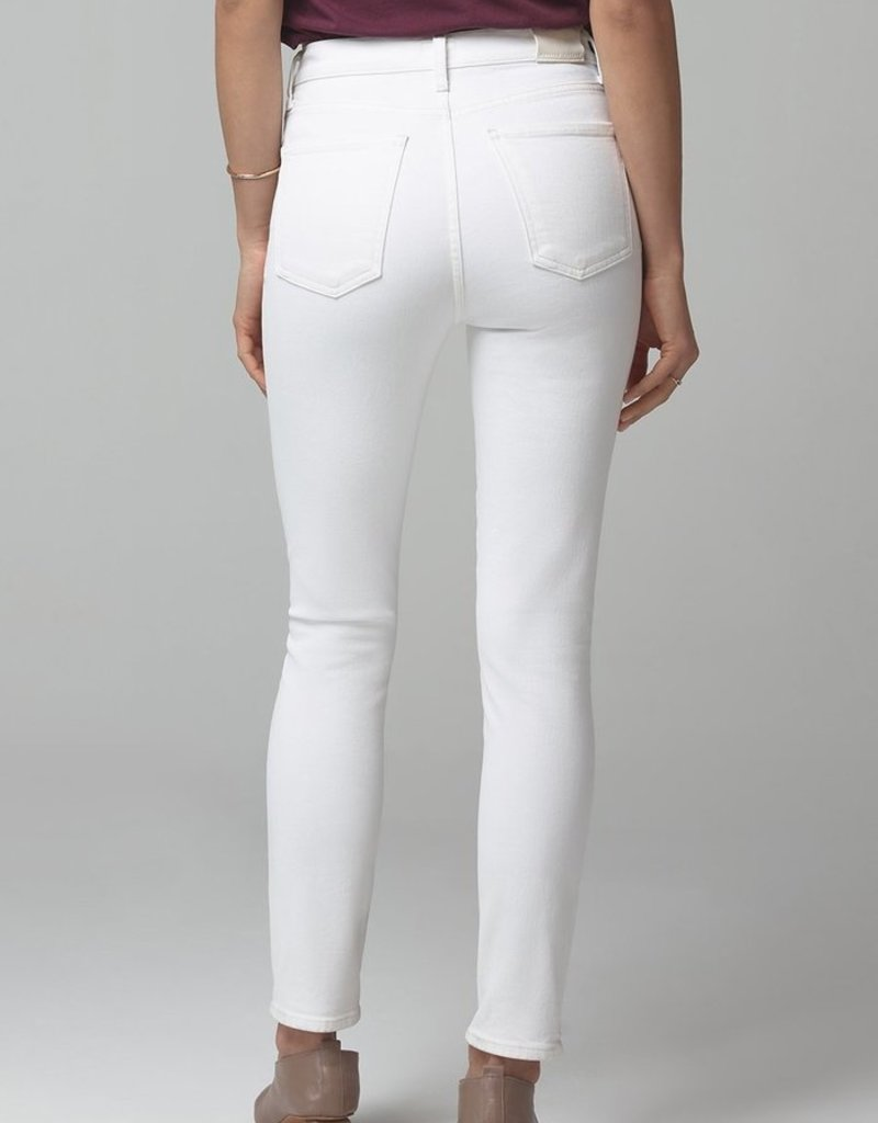 Citizens of Humanity Olivia High Rise Slim Fit - Zen