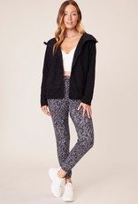 BB Dakota Lazy Daze Reversible Hoodie