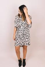 Dress Forum Leopard Kimono Dress