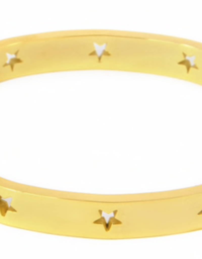 Accessory Concierge Star Bangle