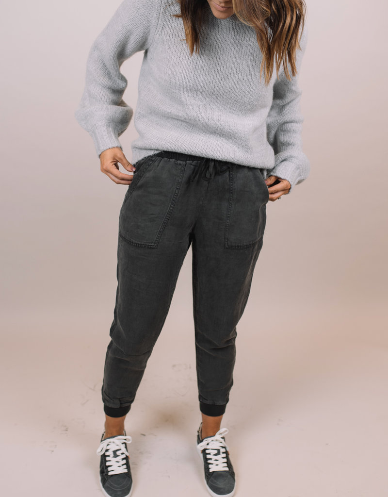 Splendid Mixed Media Jogger