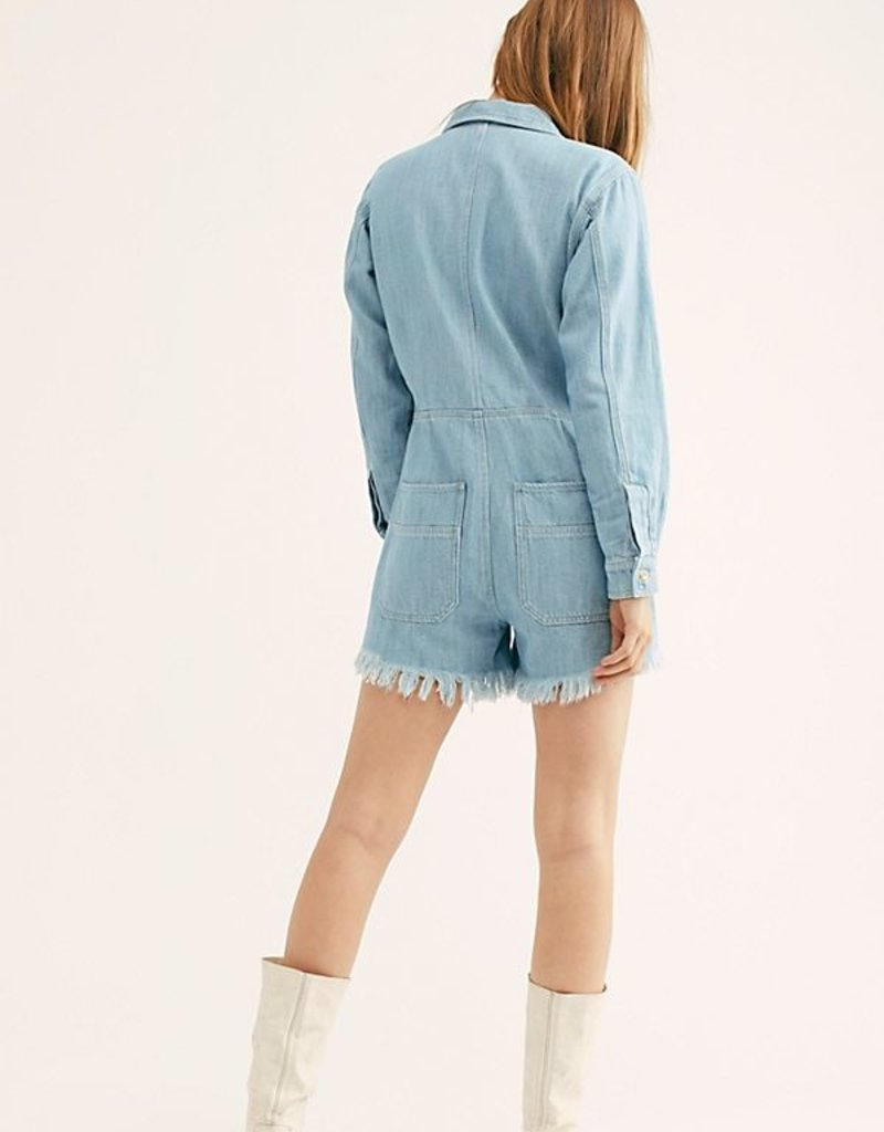 Free People Shapeshifter Shortall