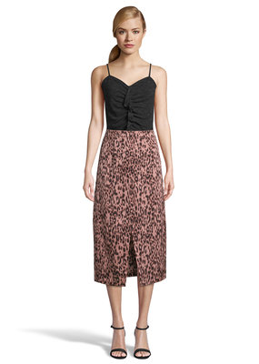 Jack by BB Dakota Spotty by Nature Midi Skirt