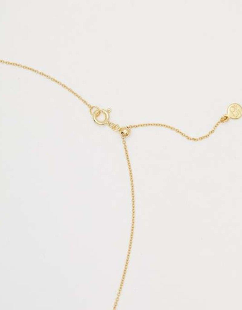 Gorjana Madison Heart Necklace
