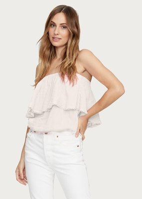 Michael Stars Havana Tiered Top