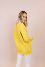 English Factory Carmella V-Neck Cardigan